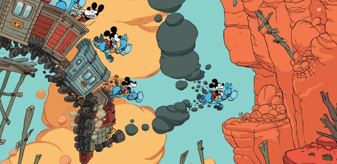 Exposition Mickey vu par