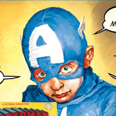 spécificités du comics